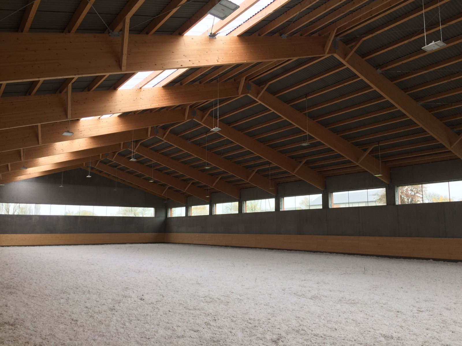 Chwalebne Nordwood - konstrukcje z drewna klejonego zbudowane na wiedzy QN41